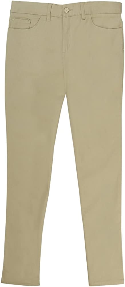 French Toast Girls' Stretch Ranking TOP12 Discount is also underway Pant 5-Pocket Twill Skinny