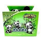 Panda hucha electronica - Caja de Dinero con Pata de Panda para Monedas -Lindo panda Robar dinero huchas originales - hucha contador euros