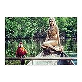 Candice Swanepoel HD Poster Thumb-1920-649832 Leinwand