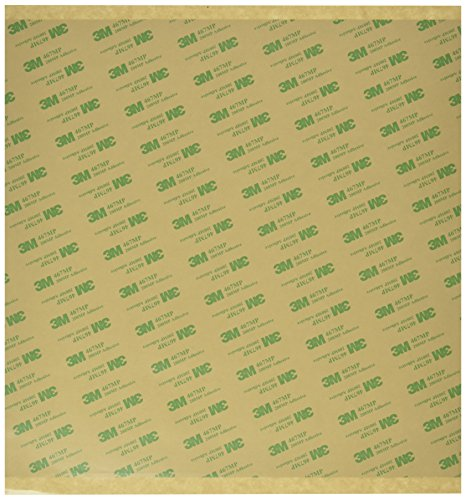 TapeCase 3M 467MP High Performance Adhesive Transfer Tape, 0.25