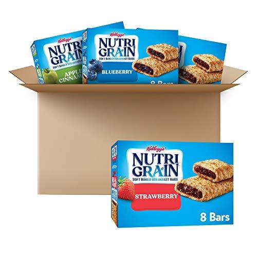 Nutri-Grain Soft Baked Breakfast Bars 32 Bars Now $9.52 (Was $13.99)