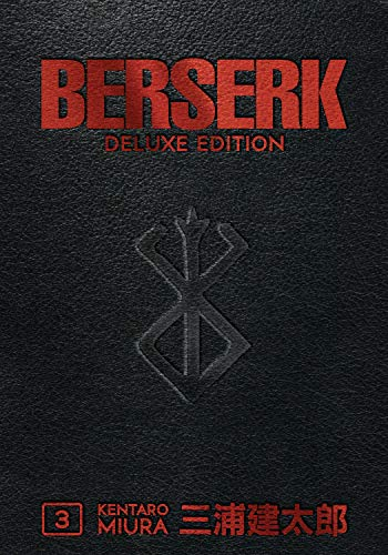 Miura, K: Berserk Deluxe Volume 3