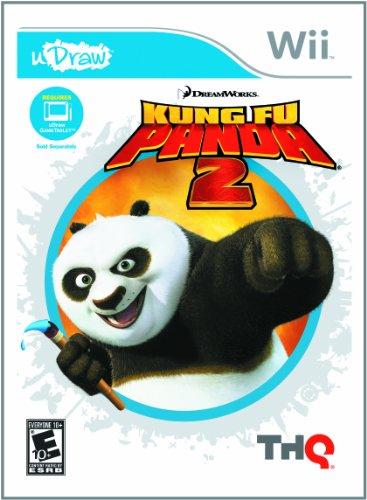 Kung Fu Panda 2 uDraw for uDraw GameTablet - Nintendo Wii
