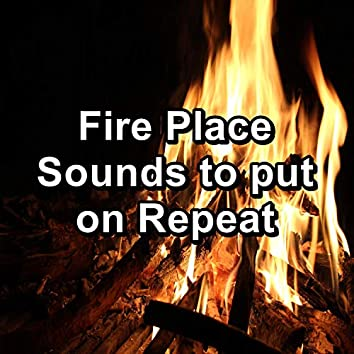 Fire Place Sounds to put on Repeat
