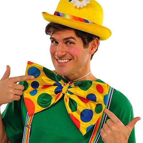 Clown Bow Tie Bow Tie Jumbo Polka Dot