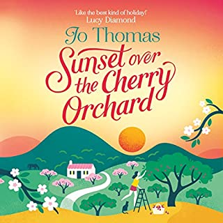 Couverture de Sunset over the Cherry Orchard