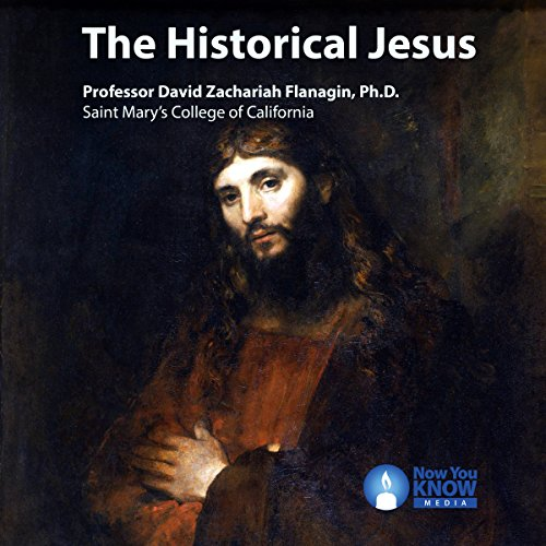 The Historical Jesus audiobook cover art