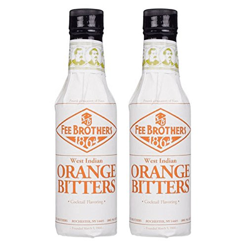 Fee Ranking integrated Kansas City Mall 1st place Brothers West Indian Orange Bitters 2 Cocktail Pack -
