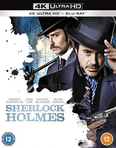 Sherlock Holmes (2 Blu-Ray) [Edizione: Regno Unito]