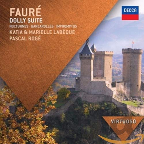Virtuoso Decca: Faure Dolly Suite