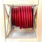 SP AUDIO SPPC 50R cavo alimentazione al metro 50 mm² 0 AWG rosso car audio