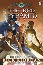 The Red Pyramid: The Graphic Novel (The Kane Chronicles Book 1) (Kane Chronicles Graphic Novels) by RICK RIORDAN(1994-07-01)