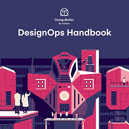 DesignOps Handbook  By  cover art
