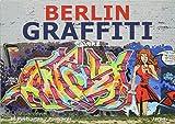 Berlin Graffiti: 15 Postkarten / Postcards
