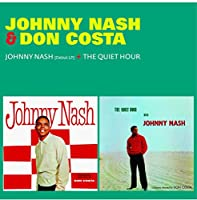 Johnny Nash + The Quiet Hour