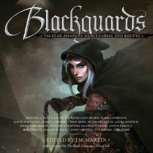 Blackguards audiobook cover art
