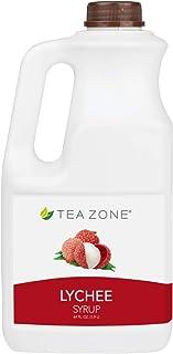 Tea Zone 64 fl.oz Lychee Syrup
