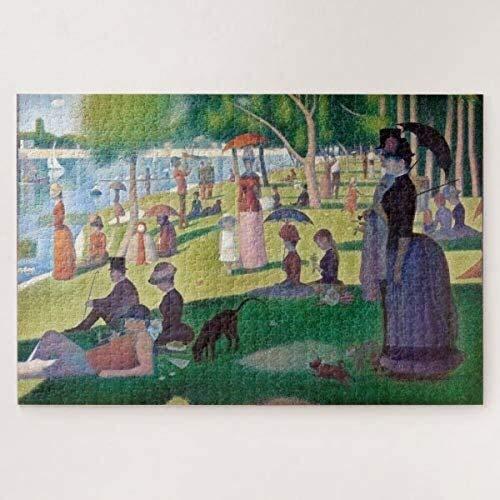 Puzzles 2000 Piezas Seurat