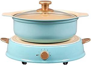 Diaod Cuisinière à Induction Hot Pot ménages Multi-Fonction en céramique antiadhésif Chauffage électrique Wok Cuisinière é...