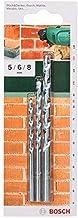 Bosch Professional Masonry Drill Bit Set - 3 Pieces - 2 609 255 458