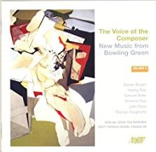New Music from Bowling Green, Vol. 5 by Bowling Green Philharmonia (2008-05-06)