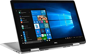 2019 Dell Inspiron 17 7000 2-in-1 17.3 FHD IPS Touchscreen Laptop (Intel Quad-Core i7-8565U 32GB RAM, 1TB HDD, 2GB GeForce MX150 WiFi BT 4.2 Backlit KB Fingerprint Win 10)