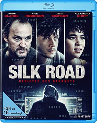 Silk Road - Gebieter des Darknets [Blu-ray]