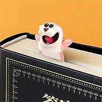 SOOGGI しおり ポータブル 可愛い 3D おしゃれ 動物形状 子供 学生 小さな贈り物