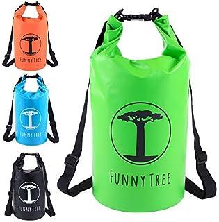 Funny Tree® Dry Bag. Wasserfester (IPx6), optimierter Packsack 30L / 20L / 10L. Als..