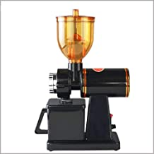 Coffee Grinder Electric Coffee Grinder 250g Coffee Bean Grinder Coffee Mill Machine Black/Red Anti Jump Flat Wheel Grinding Machine