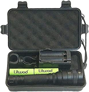 Flashlights,Original CREE XHP70.2 32w Powerful Tactical LED Flashlight Torch Zoom Lens Xhp70 Xhp50 2pcs 18650 Battery Flas...