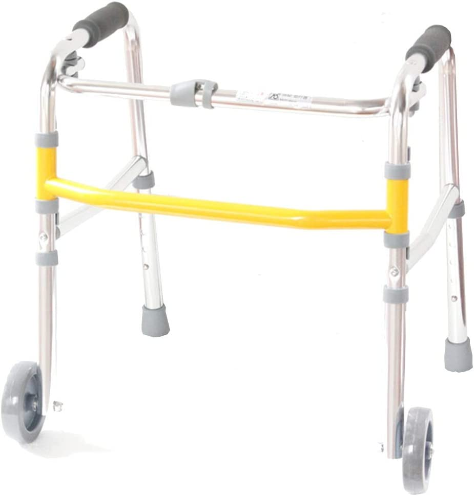 Walkers Chunlan Max Classic 89% OFF Aluminum Folding with Disabled Lower Limb Wheels