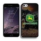 First móvil Info Logo Funda para iPhone 6/6s Plus, John Deere Funky Diseño Phone Móvil para iPhone 6/6s Plus 5.5Carcasa ?¿?¿