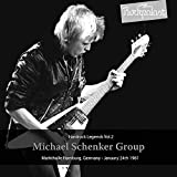Hardrock legends vol.2 / markthalle hamburg, germany - january 24th 1981 [Vinilo]