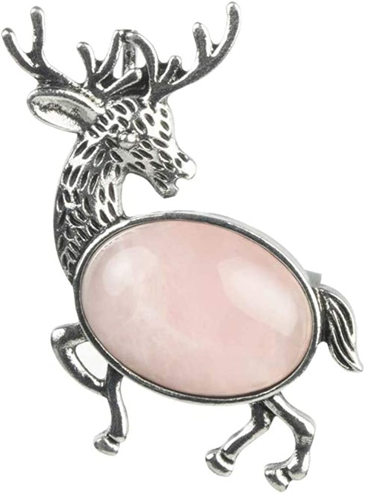KAMRESH Elephant Head Dealing full price reduction Necklace for Men Stainless Atlanta Mall G Vintage Steel