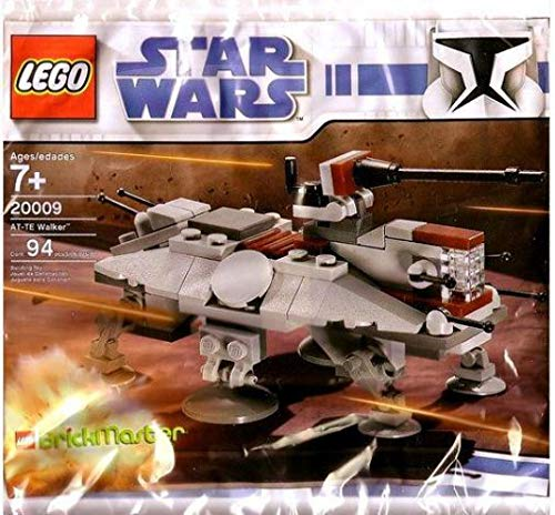 LEGO Star Wars BrickMaster Exclusive Mini Building Set 20009 AT-TE