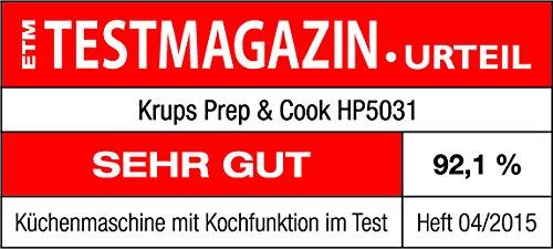 Krups Prep&Cook HP5031 - 28