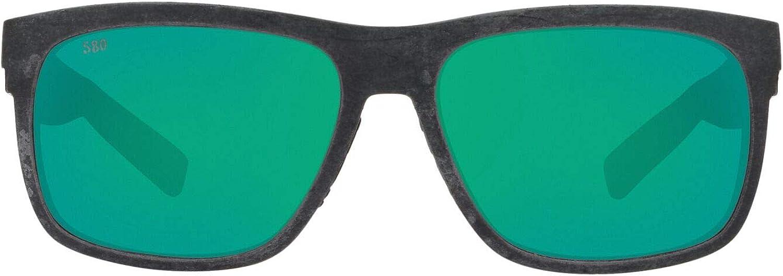 Costa Del Mar Baffin Rectangular Sunglasses