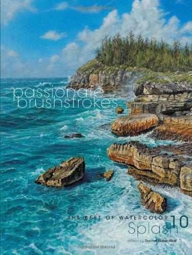 Splash 10 Passionate Brushstrokes