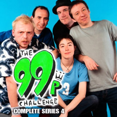 The 99p Challenge     The Complete Series 4              By:                                                                                                                                 BBC Audiobooks                               Narrated by:                                                                                                                                 Simon Pegg,                                                                                        Sue Perkins,                                                                                        Peter Serafinowicz,                   and others                 Length: 2 hrs and 39 mins     21 ratings     Overall 4.7