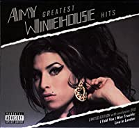AMY WINEHOUSE Greatest Hits / I Told You I Was Trouble: Live In London CD+DVD Digipack [CD Audio]