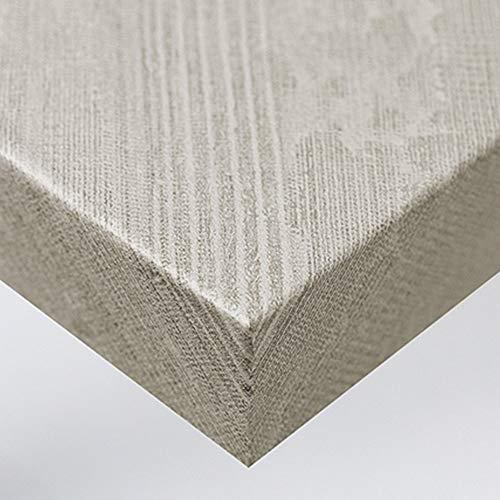 Dimexact Selbstklebende Beschichtung für Möbel und Wände in Holzoptik Eiche, Goldglänzend, Breite 1,22 m, Rolle