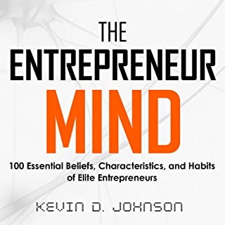 The Entrepreneur Mind audiobook cover art