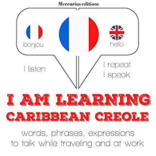 I am learning Caribbean Creole cover art