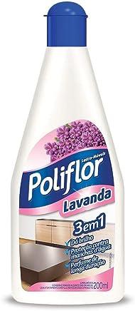Lustra Móveis Lavanda 200 ml, Poliflor
