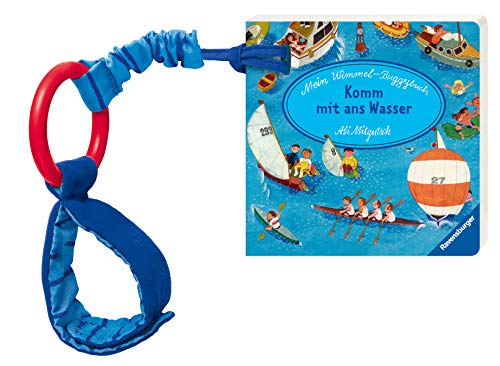 Mein Wimmel-Buggybuch: Komm mit ans Wasser