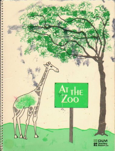 At the zoo: A predictable storybook