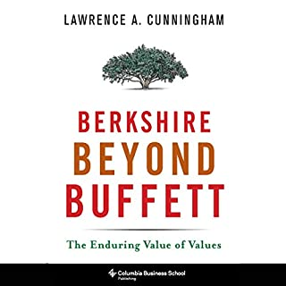 Berkshire Beyond Buffett cover art