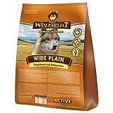 Wolfsblut Wide Plain Active Adult, Alimento Deshidratado para Perro, Sabor...