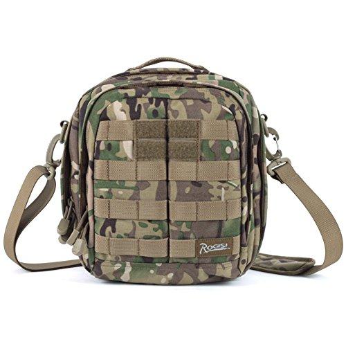 Sincere® ventilateurs militaires mode Fashion Backpack / Zipper Sacs à dos / Rue / Multifonction / service individuel de camping sac à dos / extérieur épaule de sport de loisirs sac camouflage 1 15L